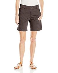Woolrich Maple Grove Short - Gray