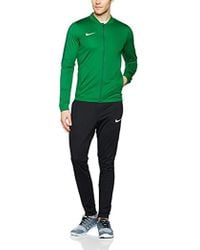 1f363435dc912 Academy16 Knit Tracksuit - Green