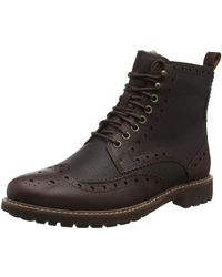 Clarks - Montacute Lord - Lyst