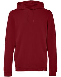 CARE OF by PUMA Long Sleeve Hoodie - Red