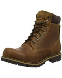 """Timberland - Earthkeepers Rugged 6"""" Waterproof, Short Boots - Lyst"""
