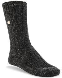 Birkenstock Skarpetki Cotton Twist Women 61159500 - 39-41 - Nero