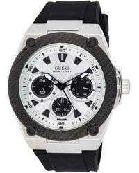 Guess Watch W1049G3 - Métallisé