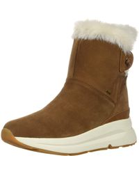 Geox D Backsie B Abx C Ankle Boots - Brown