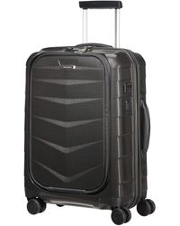 Samsonite Biz - Spinner with USB Port Bagage cabine 55 centimeters 37 - Noir