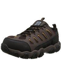 Skechers - For Work Blais Steel-toe Hiking Shoe - Lyst