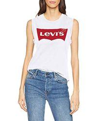 Levi's - Relaxed Graphic Crew Sweatshirt - Lyst