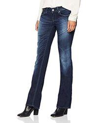 G-Star RAW 3301 Bootcut Jeans - Blau