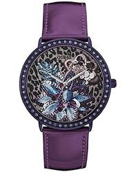Guess Reloj - Mujer W0820L3 - Morado