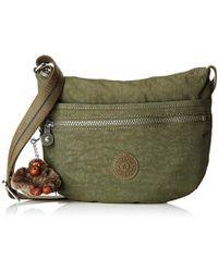 Kipling Arto S Handbags - Green
