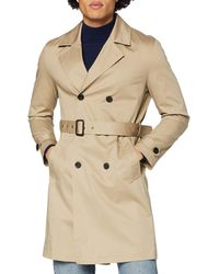 FIND Smart Cotton Trench - Natural