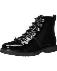 Aerosoles Portville Combat Boot - Black