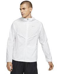 Nike M Nk Windrunner Jkt - White