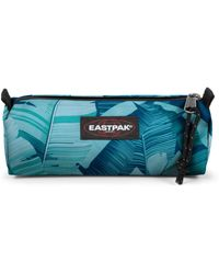 Eastpak Benchmark Single Trousse - Bleu