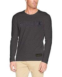 Benetton - Longsleeve T-shirt - Lyst
