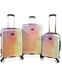 Bebe - Emma 3 Pc Spinner Suitcase Set - Lyst