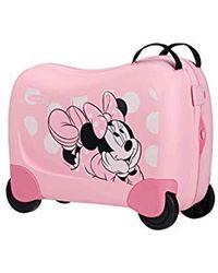 Samsonite Suitcase 50 cm, 25L 1.8 KG Bagage - Rose