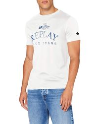 Replay - M3141 .000.23046p T-Shirt - Lyst
