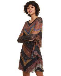 Desigual - Dress Ocrida Robe - Lyst