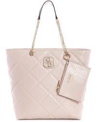 Guess Dilla Society Carryall Blush - Pink