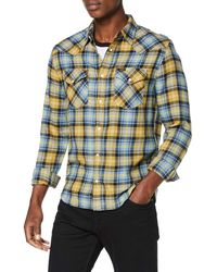 Lee Jeans Western Shirt Camicia Casual - Multicolore