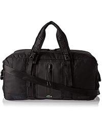 Lacoste Match Point Gym Bag - Black