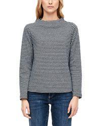 S.oliver - 14.910.41.2849 Sweatshirt - Lyst