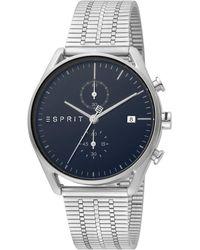Esprit - Lock Chrono Es1g098m0065 S Chronograph - Lyst