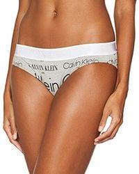 Calvin Klein Bikini-Set Donna - Grigio