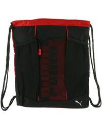 PUMA Split Shift Carrysack - Black