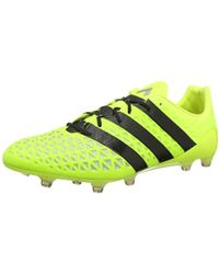 208b408a2d9d adidas F10 Mg Men s Football Boots In Yellow in Yellow for Men - Lyst