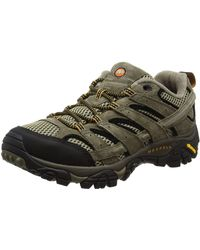 Merrell Moab 2 Vent Low Rise Hiking Boots - Multicolour