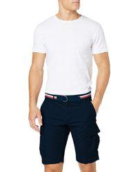 Pantalones Cortos Tommy Hilfiger De Hombre Hasta El 61 De Descuento En Lyst Es
