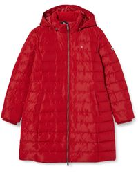 Tommy Hilfiger - Tjw Quilted Down Coat Giacca - Lyst