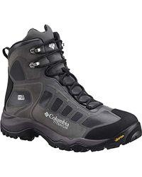 Columbia Daska Pass Iii Titanium Outdry Extreme Walking Boots Uk 10 Black White