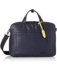 Calvin Klein CK DUTY LAPTOP BAG - Negro