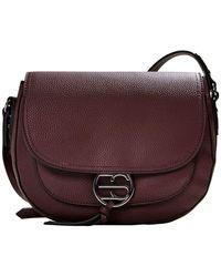Esprit Kim Saddle Bag Bordeaux Red - Rosso