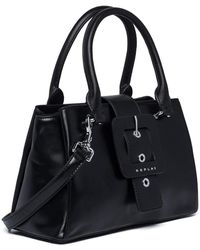 Replay Fw3945.000.a0284 's Top-handle Bag - Black