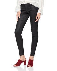 Pepe Jeans Pixie, Pantaloni Donna, Nero (Black 999), W32/L30 (Taglia Produttore: 32W / 30L)