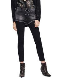 DIESEL Babhila-s 089ad Jeans Skinny Slim - Black