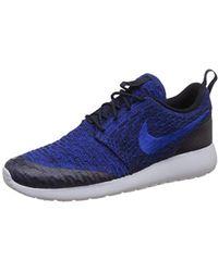 Nike - Roshe One Flyknit, 's Running Shoes - Lyst