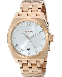Nixon A3251044 – Wrist Watch - Metallic