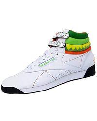 Reebok F/S Freestyle Hi Sushi INTL, Sneaker - Mehrfarbig