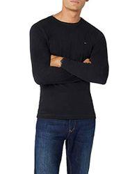 Tommy Hilfiger Tommy Jeans Hilfiger Denim Original T-Shirt Homme - Noir