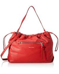 Marc O'polo Holly Shoulder Bag - Red