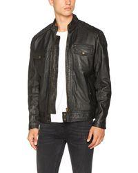 Pepe Jeans Palma Pm401459 Coat - Black