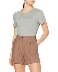 FIND Linen Shorts - Brown