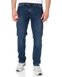 Springfield Jeans Regular Lavado Pantalones - Azul