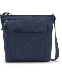Kipling Erasmo Handbag Blue Bleu 2