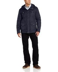Dockers - Four-pocket Field Hoodie Coat - Lyst